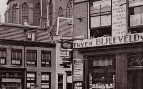 Boekhandel Bijleveld 1925